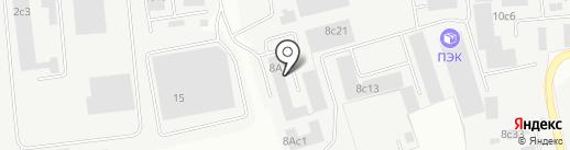 Мособлстройкомплекс на карте Одинцово