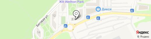Фотостудия на карте Подолино