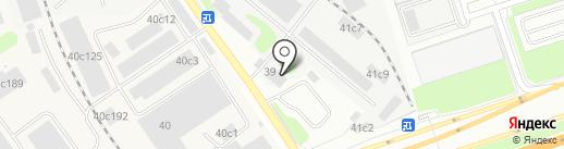 GreenBuildTrade на карте Одинцово