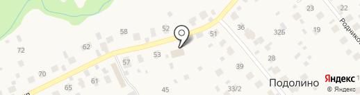 Qiwi на карте Подолино