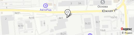 Полистрой на карте Одинцово