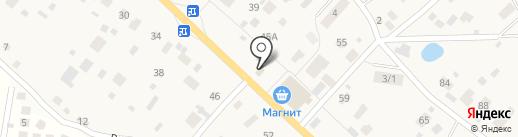 Магазин товаров для сада и дома на карте Юрлово