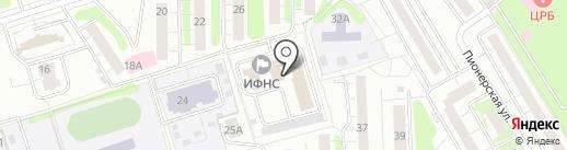 ИФНС на карте Одинцово