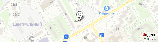 Shenna на карте Одинцово