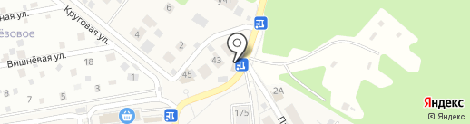 Гастрономическая лавка на карте Сабурово