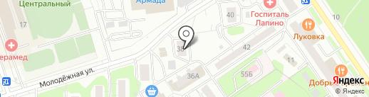 Shafran-Clean на карте Одинцово