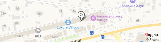 ALEXANDER MCQUEEN на карте Барвихи