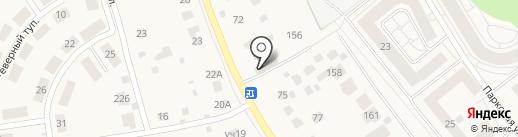 Продуктовый магазин на карте Сабурово