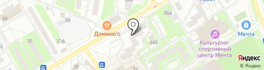 Окна Family на карте Одинцово