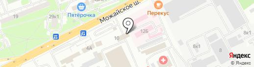 Cco.ru на карте Одинцово
