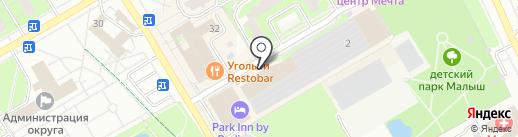 Платежный терминал, Банк Уралсиб, ПАО на карте Одинцово