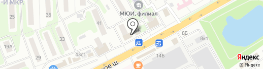 Fix Price на карте Одинцово