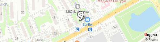 Золото России ART на карте Одинцово