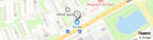 Платежный терминал, КБ ИС Банк на карте Одинцово
