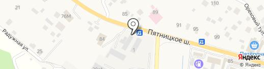 ГОРН на карте Юрлово