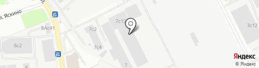 ЭЛСО на карте Одинцово