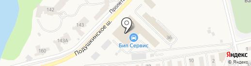 Bip-Service на карте Барвихи