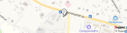 МТС на карте Юрлово