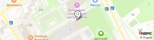 Сказка цветов на карте Одинцово