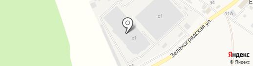 Развитие-М на карте Елино