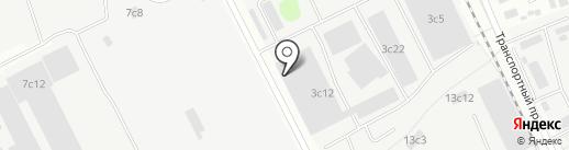 ТриумфДекор на карте Одинцово