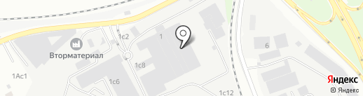 Дюкон-М на карте Одинцово