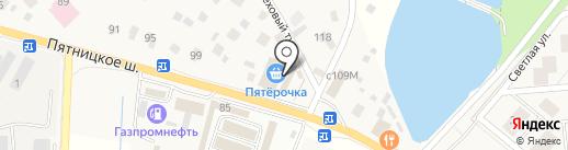 Кухни-стенки на карте Юрлово