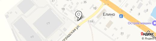 QIWI на карте Елино
