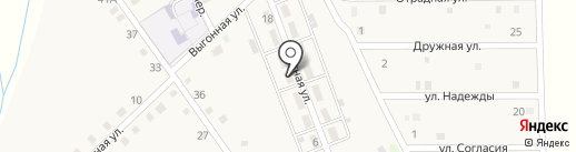 Почтовое отделение №355 на карте Анапы