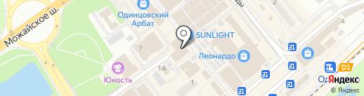 Объединенные переводчики на карте Одинцово