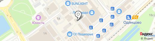 МегаФон на карте Одинцово