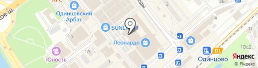 Ваша шуба на карте Одинцово