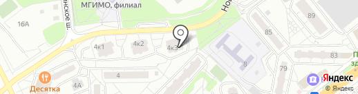 ФерЭльГам на карте Одинцово