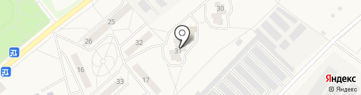 MKDB на карте Барвихи
