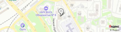 А5 на карте Одинцово