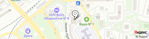 Займ-Быстро на карте Одинцово