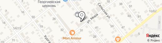 Участковый пункт полиции №6 на карте Анапы