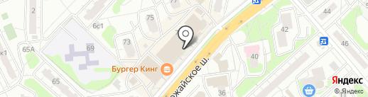 М.Видео на карте Одинцово