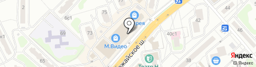 StrategShop на карте Одинцово
