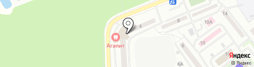 Содружество на карте Одинцово