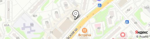 CyberPlat на карте Одинцово