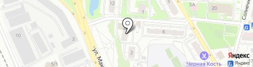 Платежный терминал, Сбербанк России на карте Одинцово