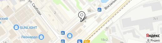 Оценка-24 на карте Одинцово