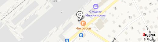 Style-Zabor на карте Химок