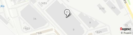 Техпланета.ру на карте Одинцово
