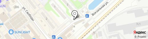 Магазин разливного пива на карте Одинцово