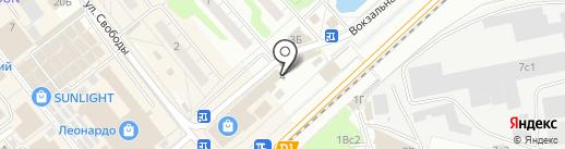 Персонал мастер на карте Одинцово