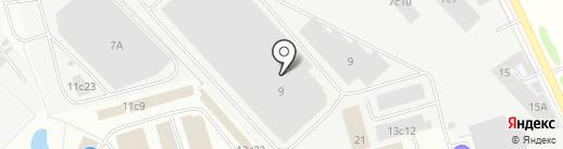 Терем на карте Одинцово