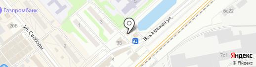 #Чайхонабистро на карте Одинцово