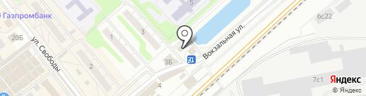 Дядя Саша на карте Одинцово